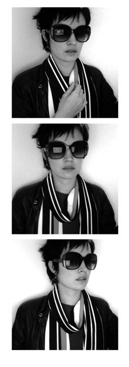 Sandra sunglasses earings 2008