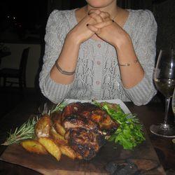 Wild boar dinner pinkytoast blog 2