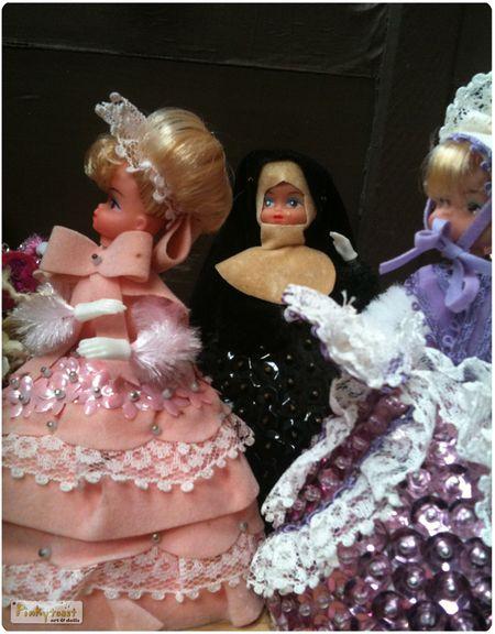Vintage catholic nun doll pinkytoast