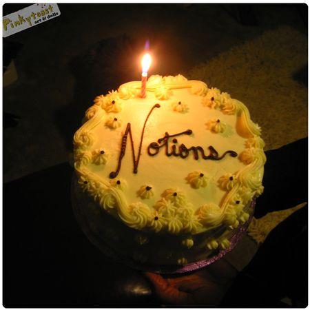 Happy birthday cake 2010 pinkytoast