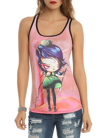 Pinkytoast Hot Topic Summer Tank